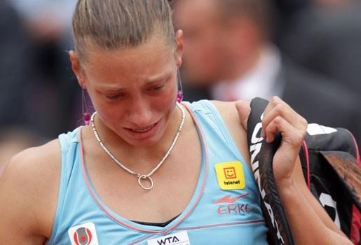 Wickmayer geeft op in kwartfinale WTA Brussel