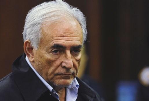 Rechter laat Strauss-Kahn vrij na borgsom van 1 miljoen dollar