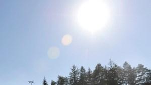 30 mei voorlopig warmste dag van het jaar