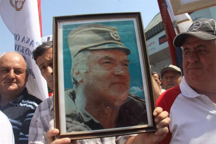 """""""Mladic heeft lymfeklierkanker en haalt einde proces mogelijk niet"""""""
