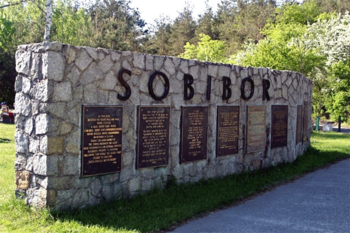 Voormalig concentratiekamp Sobibor dicht