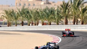 GP Formule 1 Bahrein wordt dan toch ingehaald