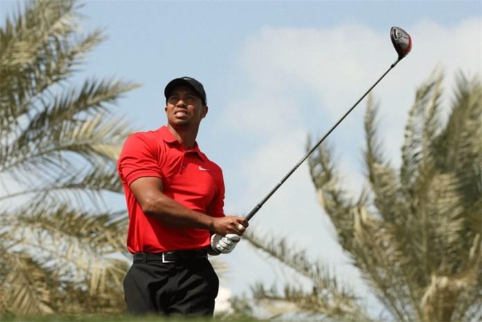 Golfer Tiger Woods blijft best verdienende sportman