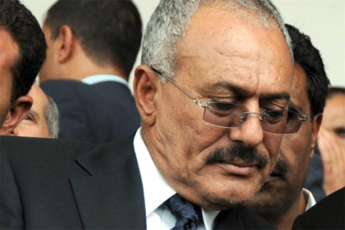 """""""President Jemen niet voor verzorging naar Saoedi-Arabië"""""""