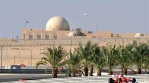 F1-race in Bahrein toch weer op de helling