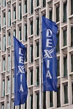 Aandeel Dexia neemt forse duik door Griekenland