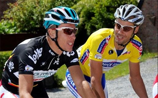 Merckx en Lefevre willen Gilbert en Boonen in één ploeg