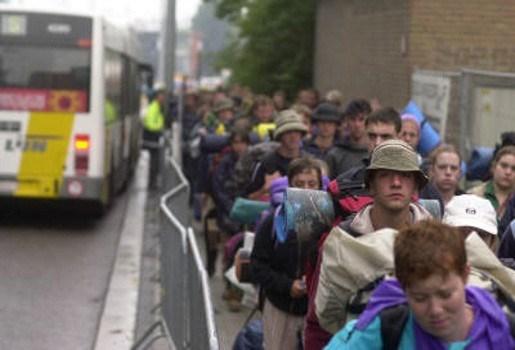 De Lijn zet 60 bussen en 175 chauffeurs in voor Rock Werchter