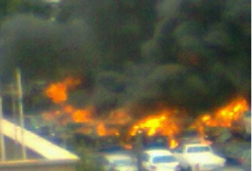 Zelfmoordaanslag tegen politiehoofdkwartier in Nigeriaanse hoofdstad Abuja