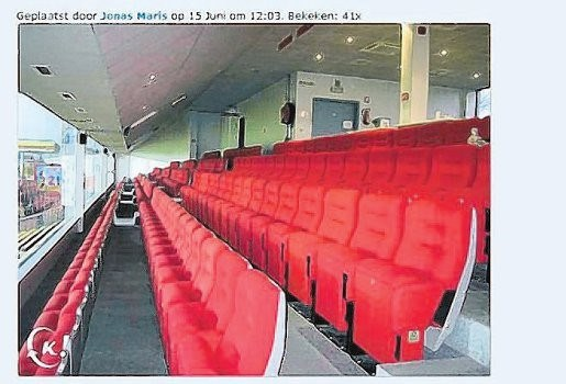 KV Mechelen verkoopt 120 zeteltjes uit businessseats