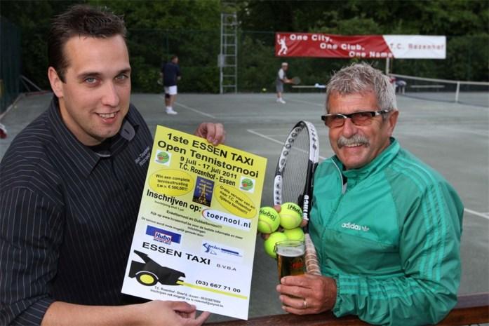 Eerste Taxi-tornooi in Rozenhof
