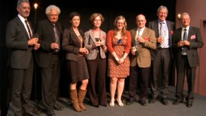 Kathleen Cools grijpt net naast award (video)