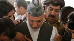 Explosies tijdens begrafenis van broer Afghaanse president