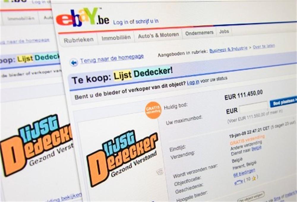 Lijst Dedecker Krijgt Gelijk Van Rechter Zaak Tegen Wim Schamp Extra Gazet Antwerpen