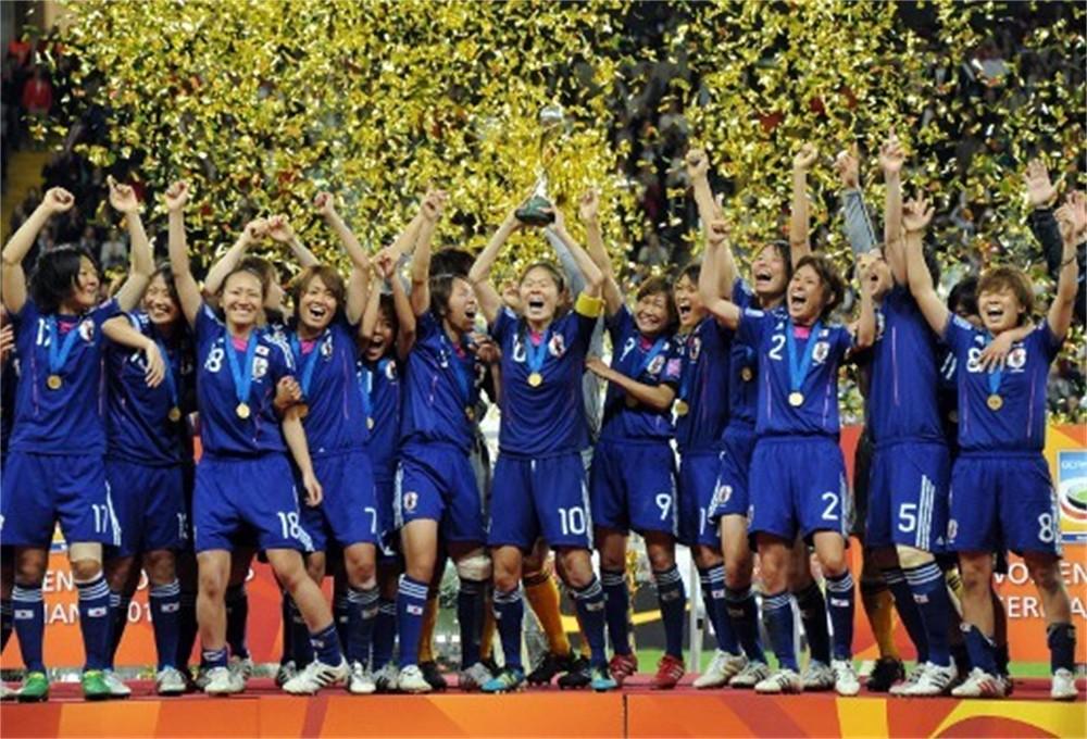 Japan nieuwe wereldkampioen vrouwenvoetbal