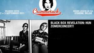 Black Box Revelation en K's Choice op Crammerock