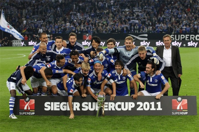 Schalke 04 pakt Supercup - Perisic mist penalty