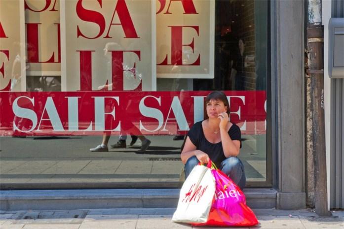 Koopjes: Slechts 11 procent handelaars geeft diefstal aan