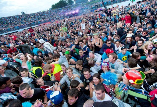 """Tomorrowland: """"Groot feest zonder incidenten"""""""
