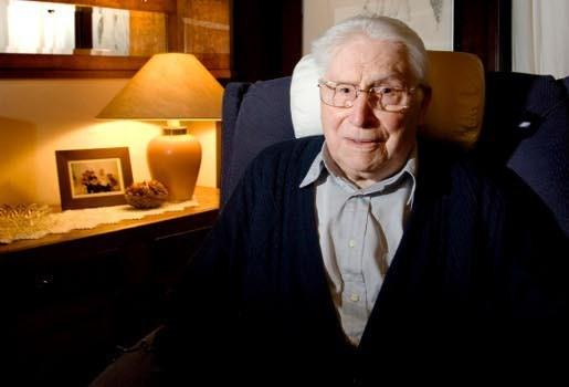 Pierre Cambré (105) overleden