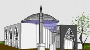 Bouw Lierse moskee mag voorlopig niet starten