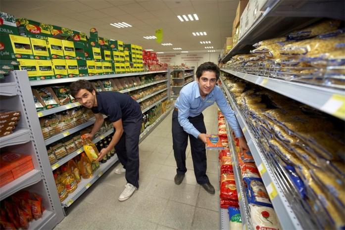 Neven openen Turks-Belgische supermarkt