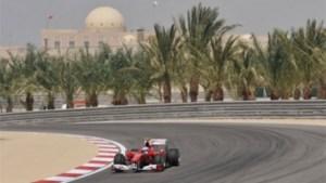 F1-race in Bahrein verplaatst naar november 2012