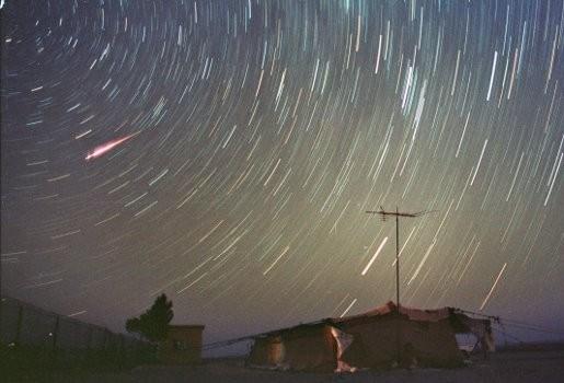 12 augustus: nacht van de vallende sterren
