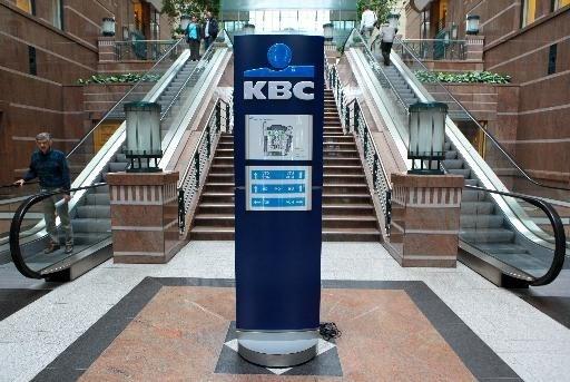 Crisis Ierland weegt op KBC