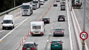 Dit weekend verkeershinder verwacht op de E17