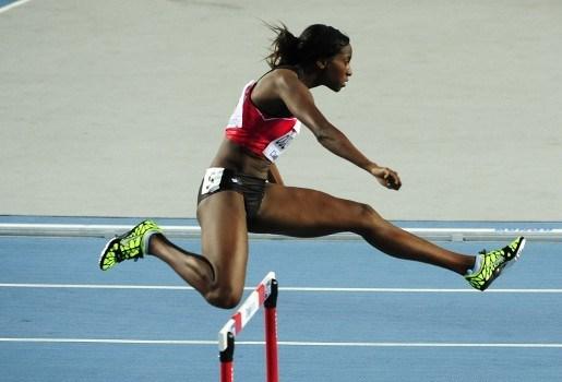 Elodie Ouedraogo niet naar finale 400m horden
