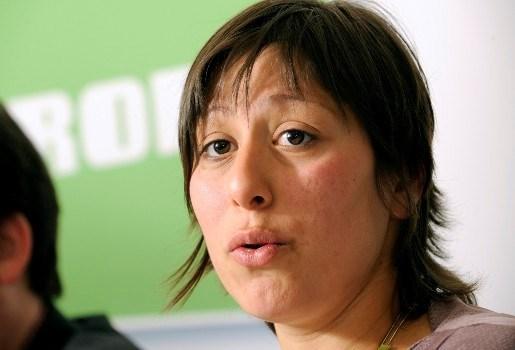 Meyrem Almaci lijsttrekker voor Groen! in Antwerpen