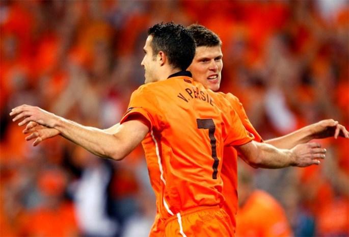 Oranje boven: 11-0 tegen San Marino
