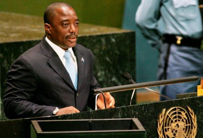 Eerste Congolese presidentskandidaat maakt zich bekend