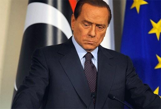 """Berlusconi in 2013 weer kandidaat-premier"""