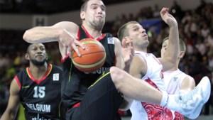 Belgian Lions game over op EK in Litouwen