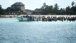 Ferry met 600 personen aan boord gezonken