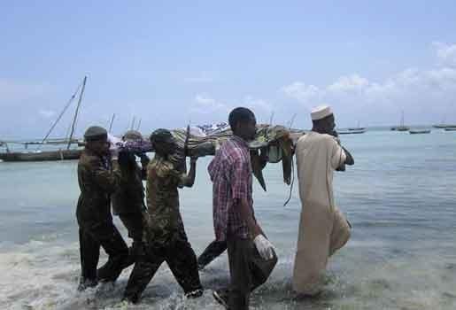 Zanzibar kondigt drie dagen nationale rouw aan na ferryramp