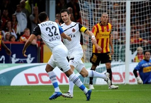 KV Mechelen thuis maatje te klein voor Club: 1 - 2