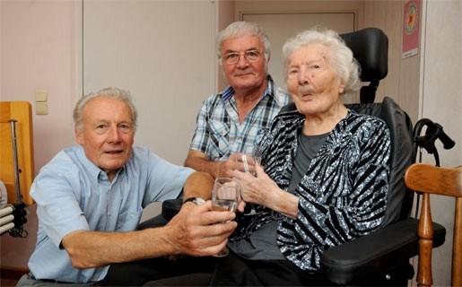 Carolina Verhagen wordt 102 jaar