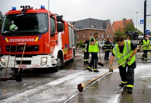 Temse zoekt brandweerlieden
