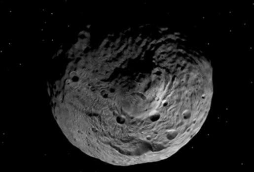 NASA presenteert filmpje van planetoïde Vesta (video)