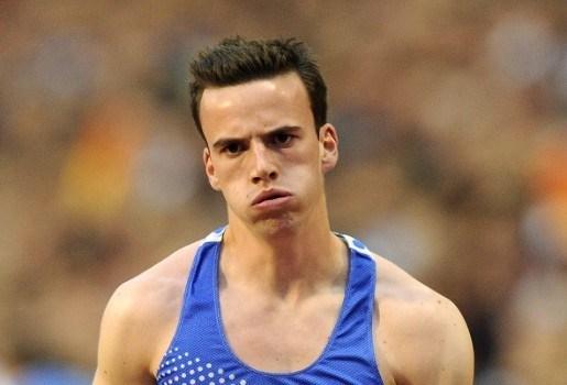 Stef Vanhaeren wint 'omgekeerde' 400 meter