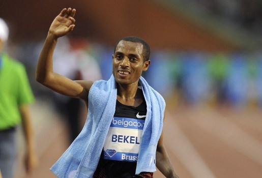 Olympisch kampioen Bekele loopt beste wereldjaarprestatie 10.000 meter op Memorial