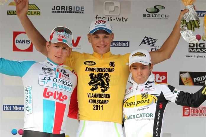 Marcel Kittel wint Kampioenschap van Vlaanderen