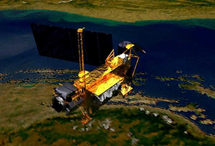 Nog geen brokstukken van satelliet gevonden