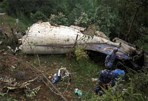 Toeristen sterven bij crash in Nepal