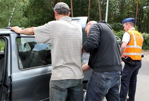 Zeven arrestaties bij drugscontroles in provincie Antwerpen