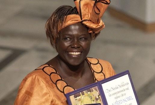 Keniaanse Nobelprijswinnares overleden