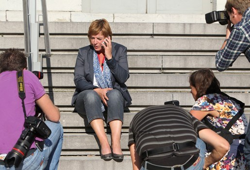 VRT-journalisten opnieuw toegelaten op proces Janssen